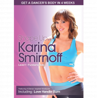 Shape Up with Karina Workout DVD